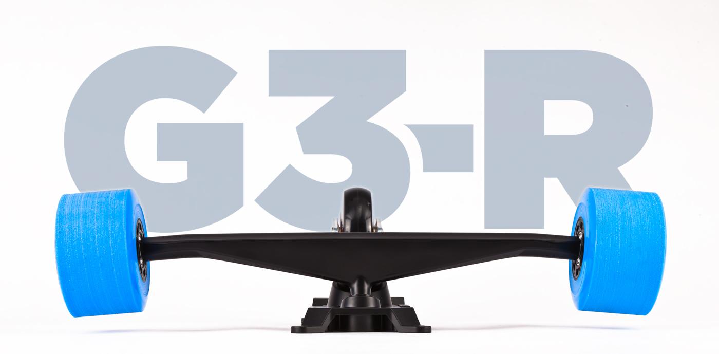 Freebord Presents The New G3-R Freebord Truck